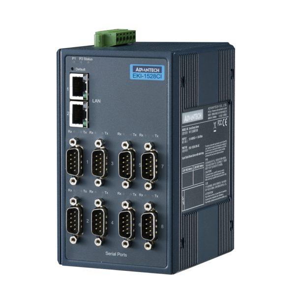 EKI-1524 Serveur 4 ports DB9 sur Ethernet