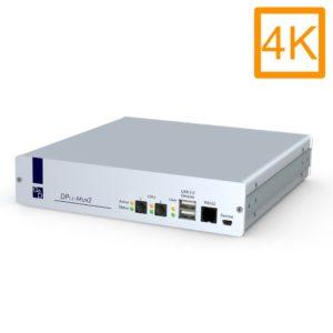 DP1.2-MUX2 Switch KVM 4K