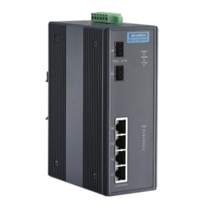 EKI-2726-FHPI Switch Ethernet PoE