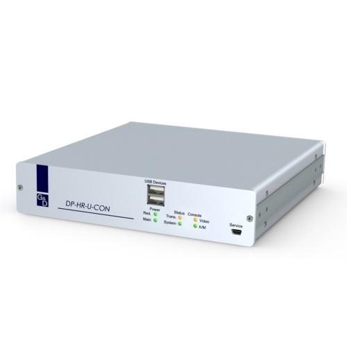Récepteur KVM DisplayPort DP-HR-CON