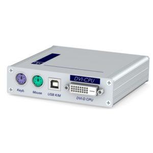Emetteur KVM DVI DVI-CPU