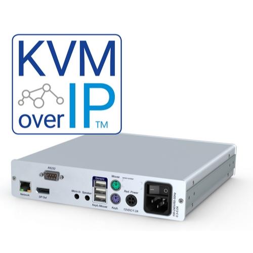KVM sur IP