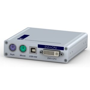 Emetteur KVM DVI et VGA
